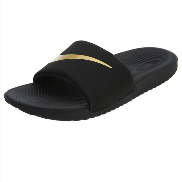 Nike Shoes | Youth Slides | Poshmark